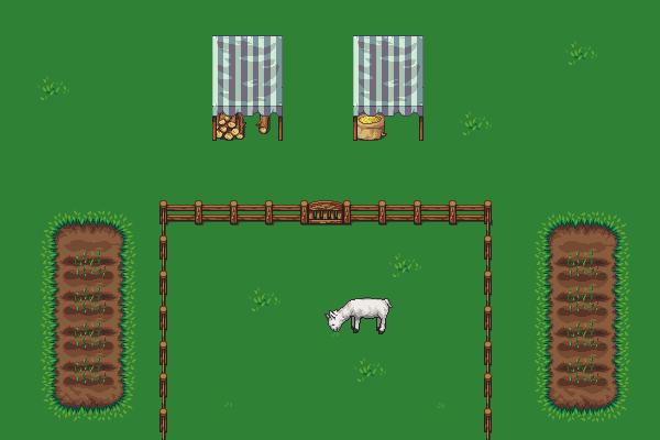 Llama Farming Simulator (April Fools)