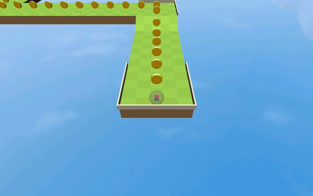 Roll The Cube Screenshot
