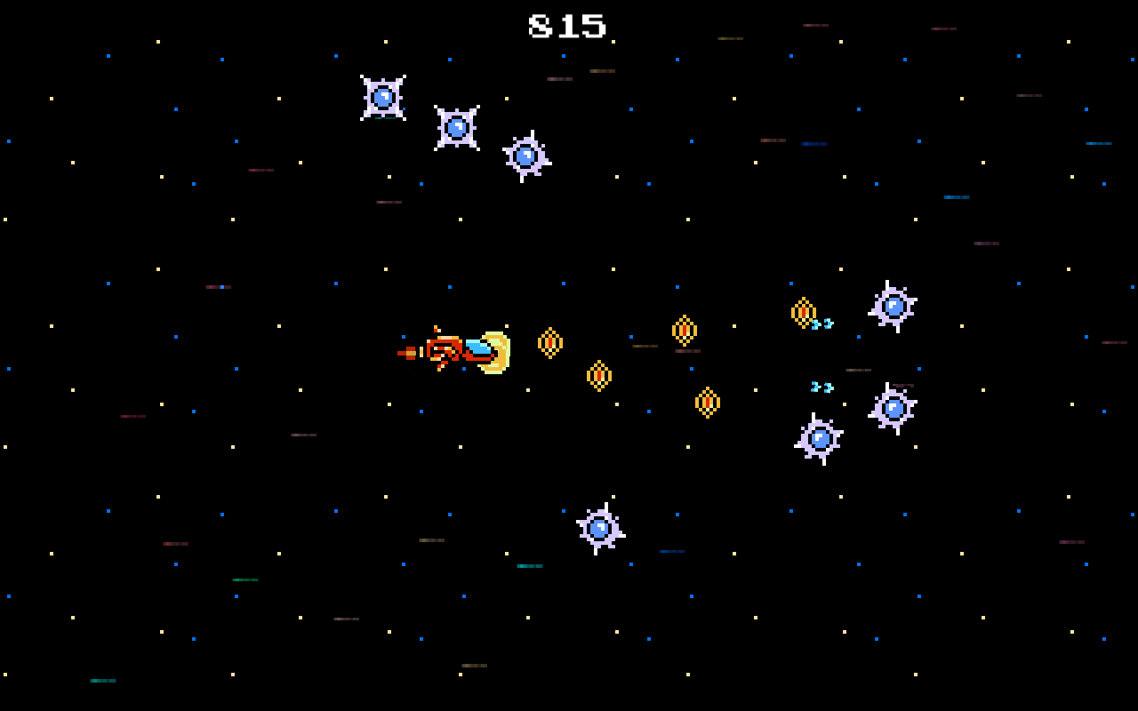Galactic Instigator Tablet Screenshot 2