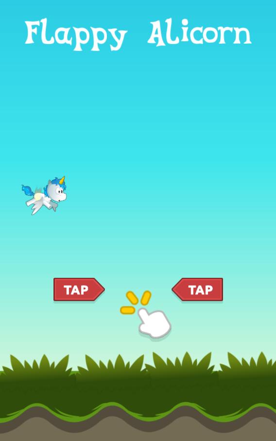 Flappy Alicorn
