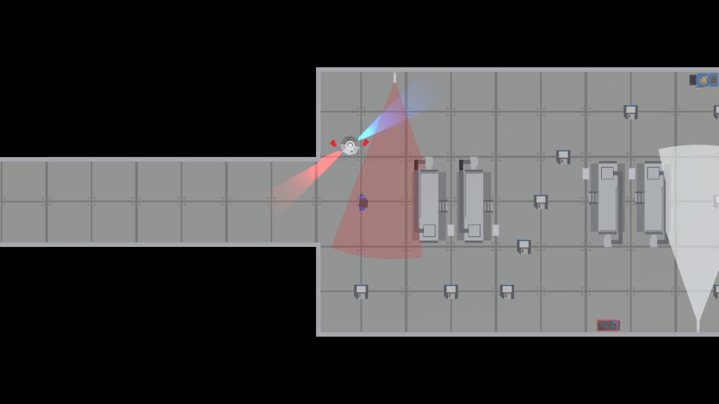 Bunker of Robots Screenshot